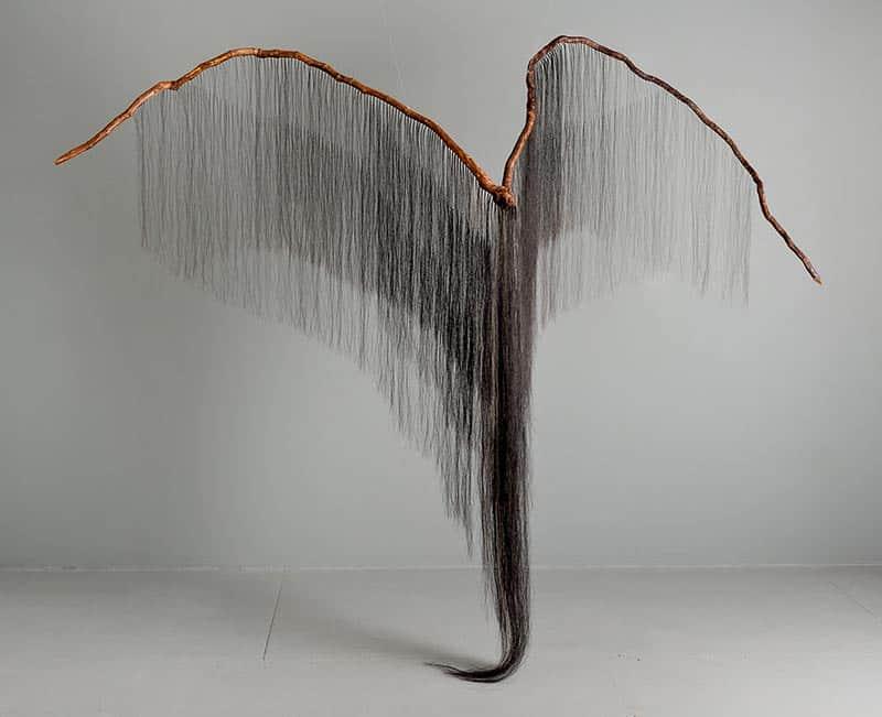Artist Millicent Young, Predator