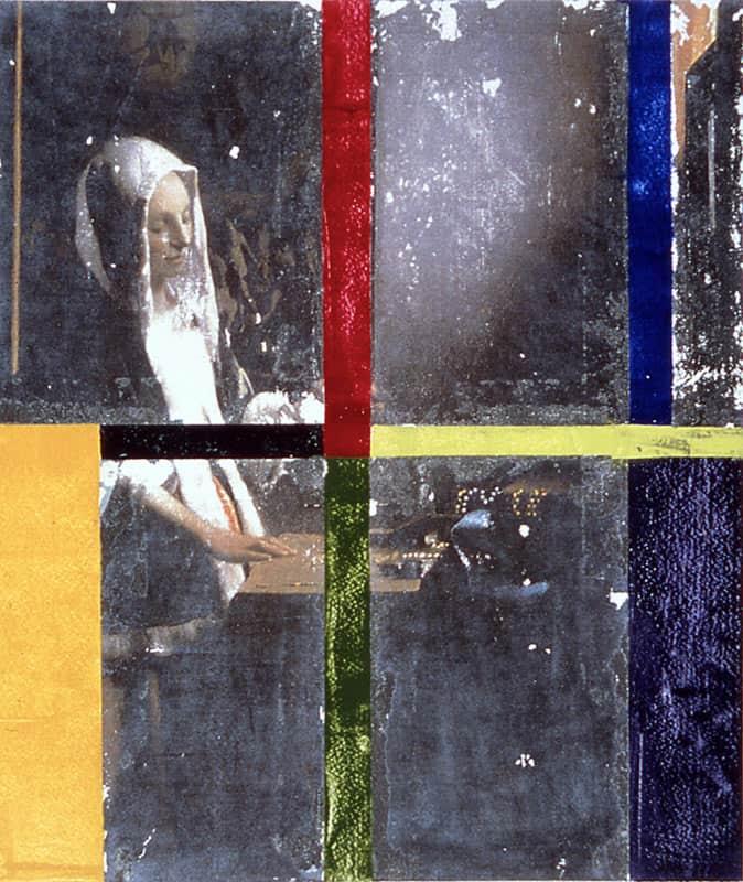 Artist, Miad's Vermeer variation