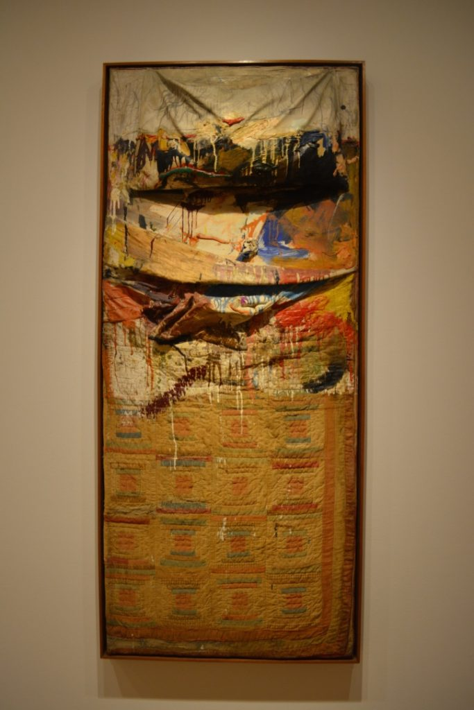 Windows to the Soul : a Tribute to Robert Rauschenberg ... |Robert Rauschenberg Bed