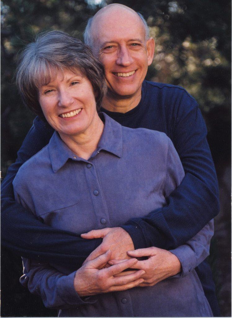 Louise and Walt Rosett
