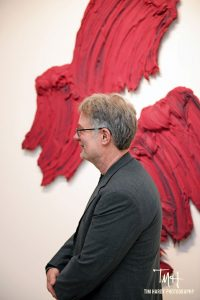 Donald Martiny at his recent opening