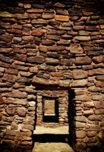 Stepping Through Time (Chaco Canyon), 2014, digital archival print, 16 by 24 inches