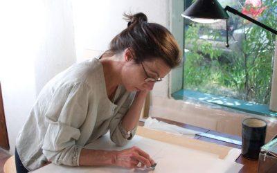 "Michelle Cooke: ""Art helps people heal."""