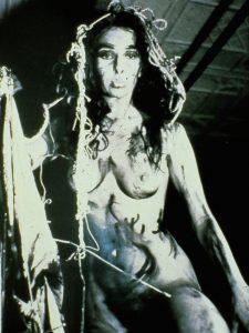 Carolee Schneemann's Eye Body (1963)