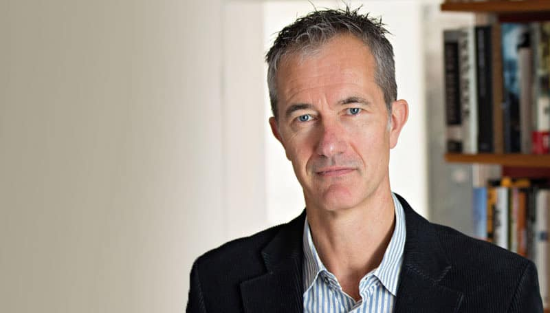 Persnickety and perceptive Geoff Dyer