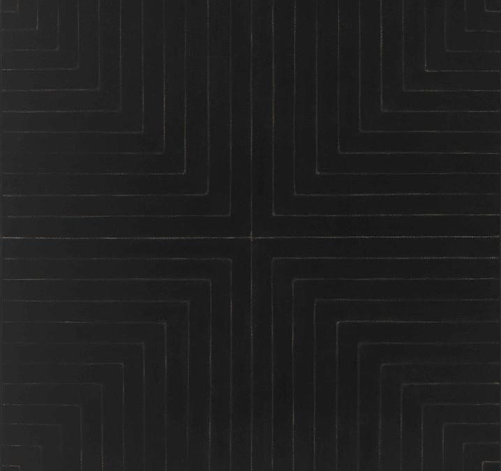 Frank Stella Meets Jasper Johns