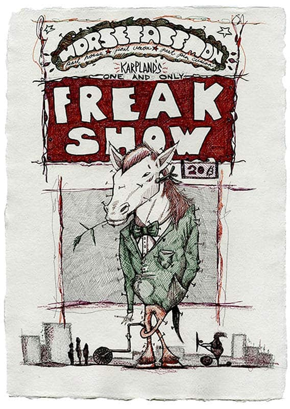 Gross-Freak-Show