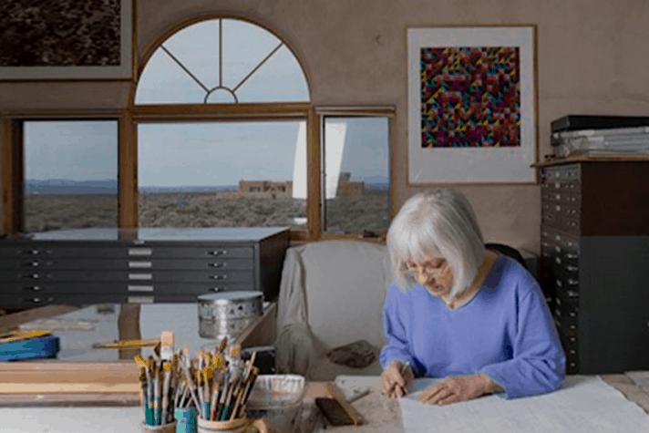 Annell Livingston on Joanne Mattera