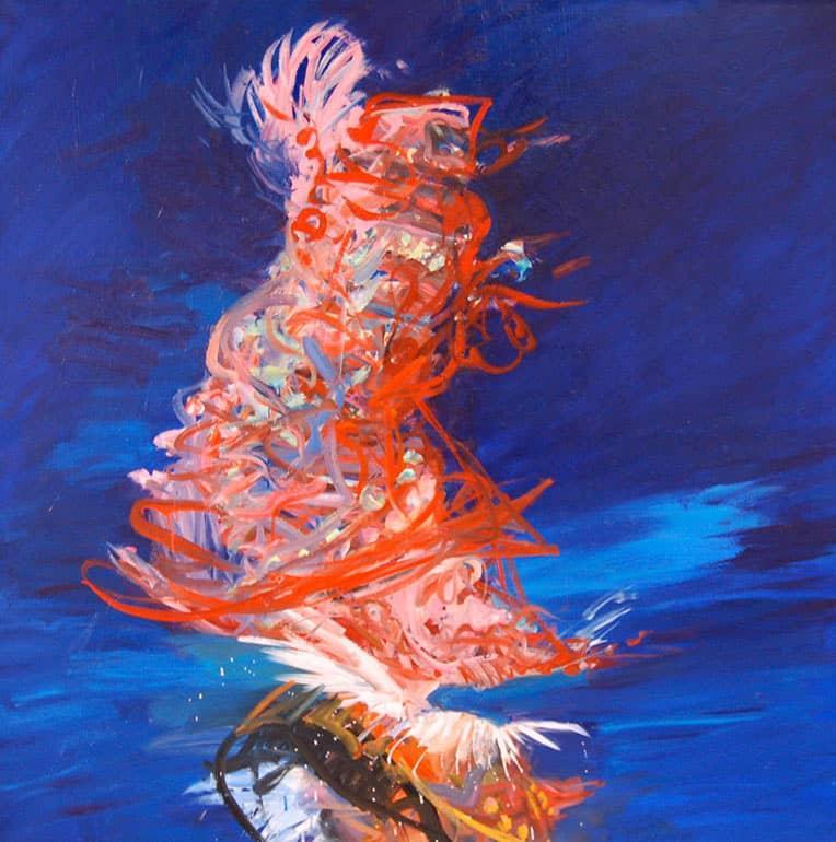 Deborah_Brown_image14_Don_Quixote_2015_oil_on_canvas_48X48inches