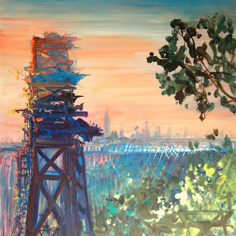 Deborah_Brown_image3_Car-Park_2012_oil_on_canvas_36x36inches