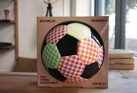 Grabner soccer ball