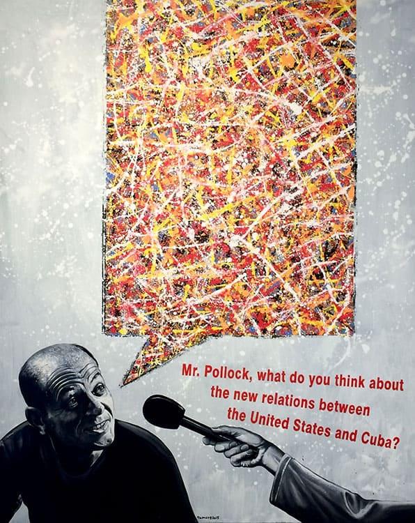 Tamayo-Pollock