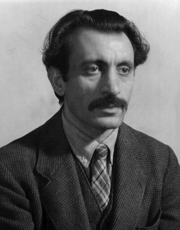 """The """"dandified"""" Arshile Gorky"""