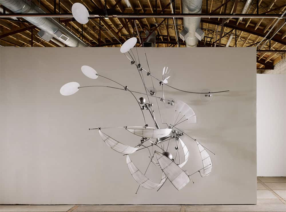 Eros (2011), steel and polycarbonate, 15 by 14 by 8 feet