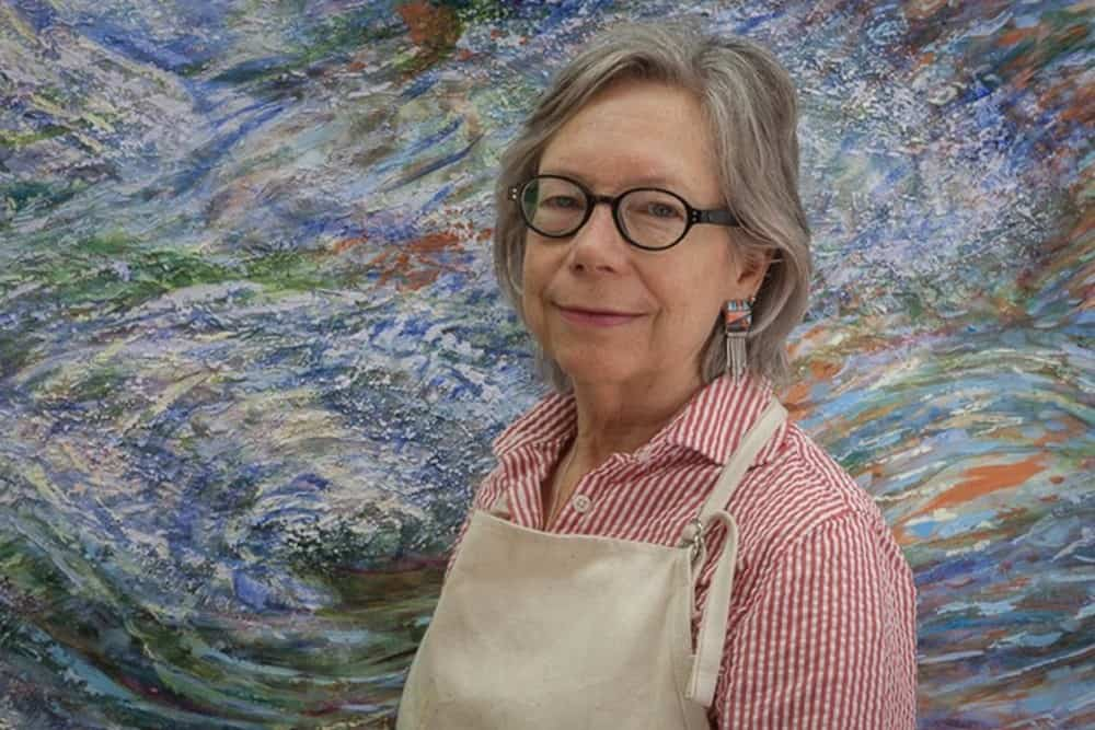 "Barbara Kemp Cowlin likes to have ""irons in the fire"" at all times"