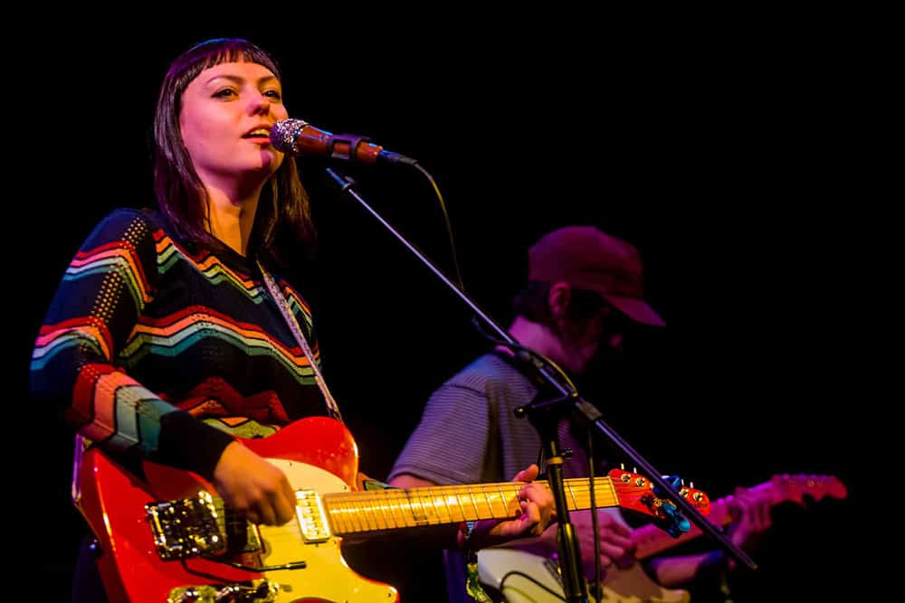 Indie singer and guitarist Angel Olsen
