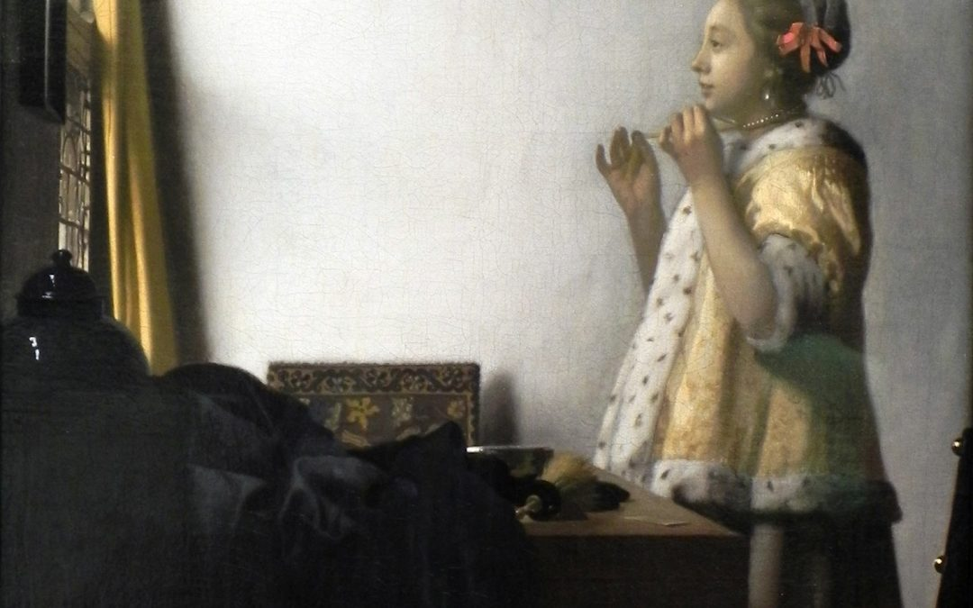 Reflecting on Vermeer