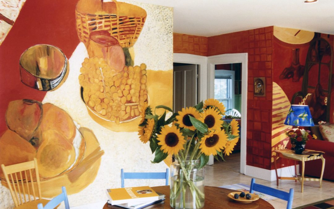 The Woman Who Lives Inside Bonnard's World