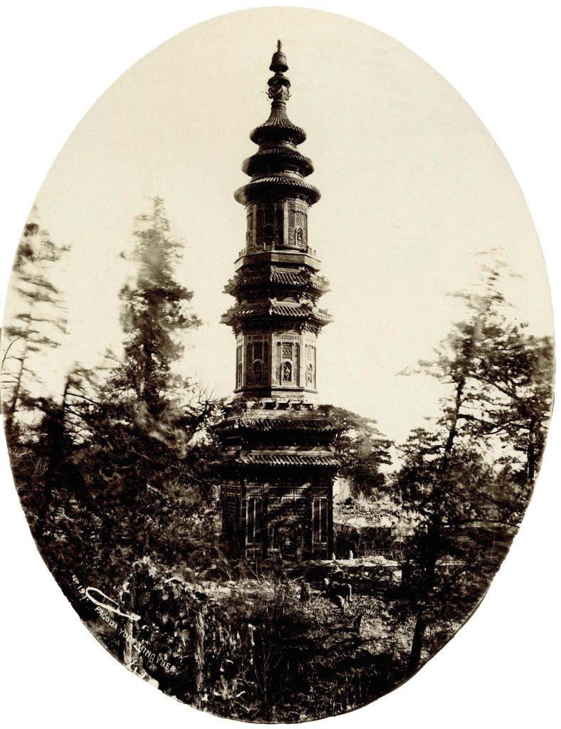 Porcelain Pagoda
