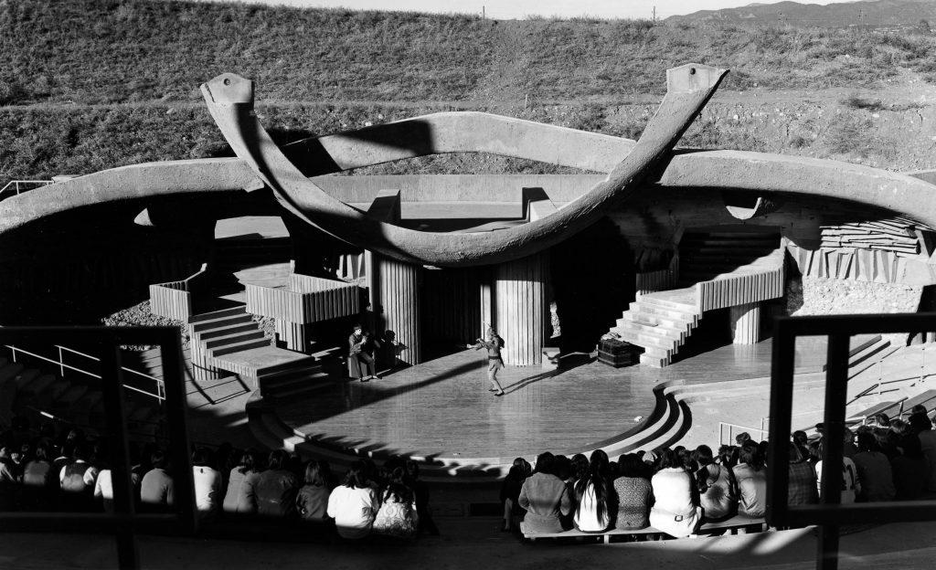 Paolo Soleri, Amphitheater (1970)