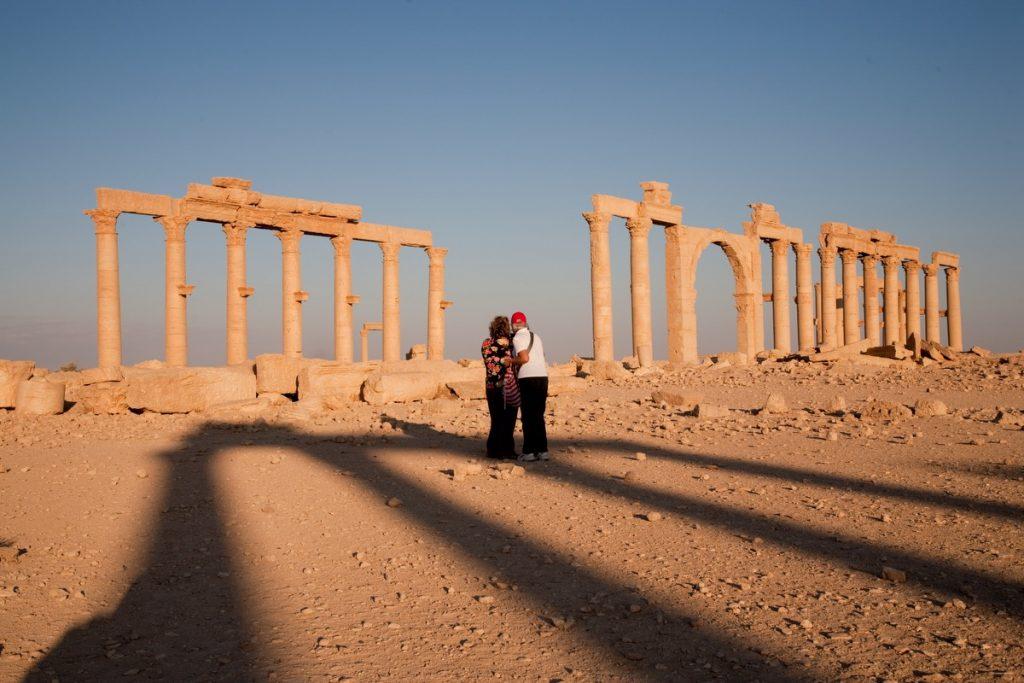 5 Greco Roman Ruins of Palmyra