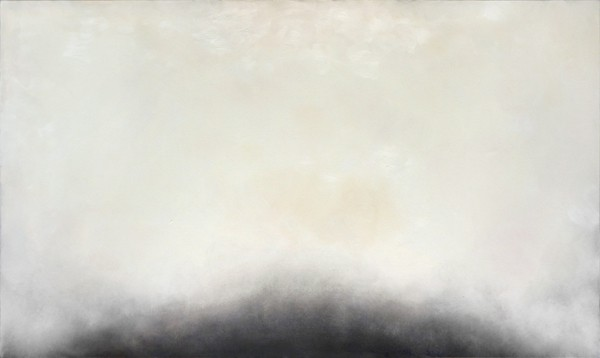 Julie Hedrick,Philosophers Waters III (2013), oil on canvas, 30 by 60 inches