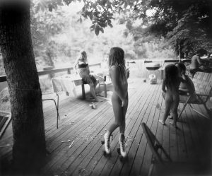 Sally Mann's photos of her kids caused a storm of controversy
