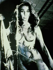 Carolee Schneemann's Eye Body (1963)