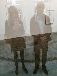 Susanna Carlisle and Bruce Hamilton