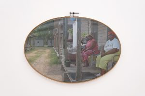 """A strong historical context"" runs through work of many artists Bloch represents: Letitia Huckaby's Old Slave Quarters"