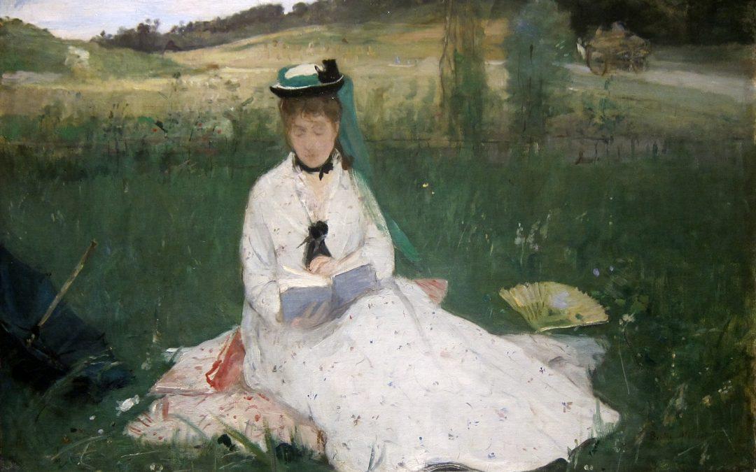 Morisot: Reading