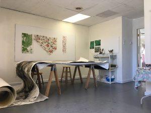 Elisabeth Condon's studio