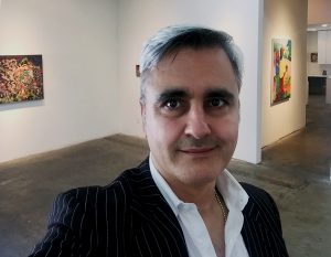 Walter Maciel: taking time off from the art fairs