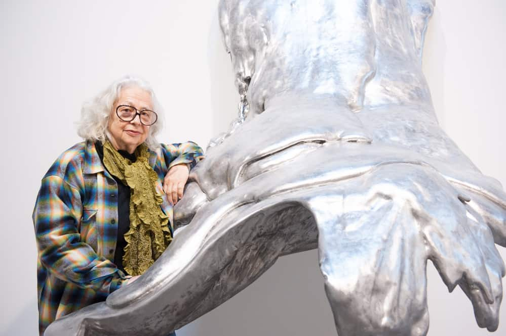 Lynda Benglis's saga defied linear narrative