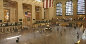 """Grand Central Station"" (2006), still from HD video"