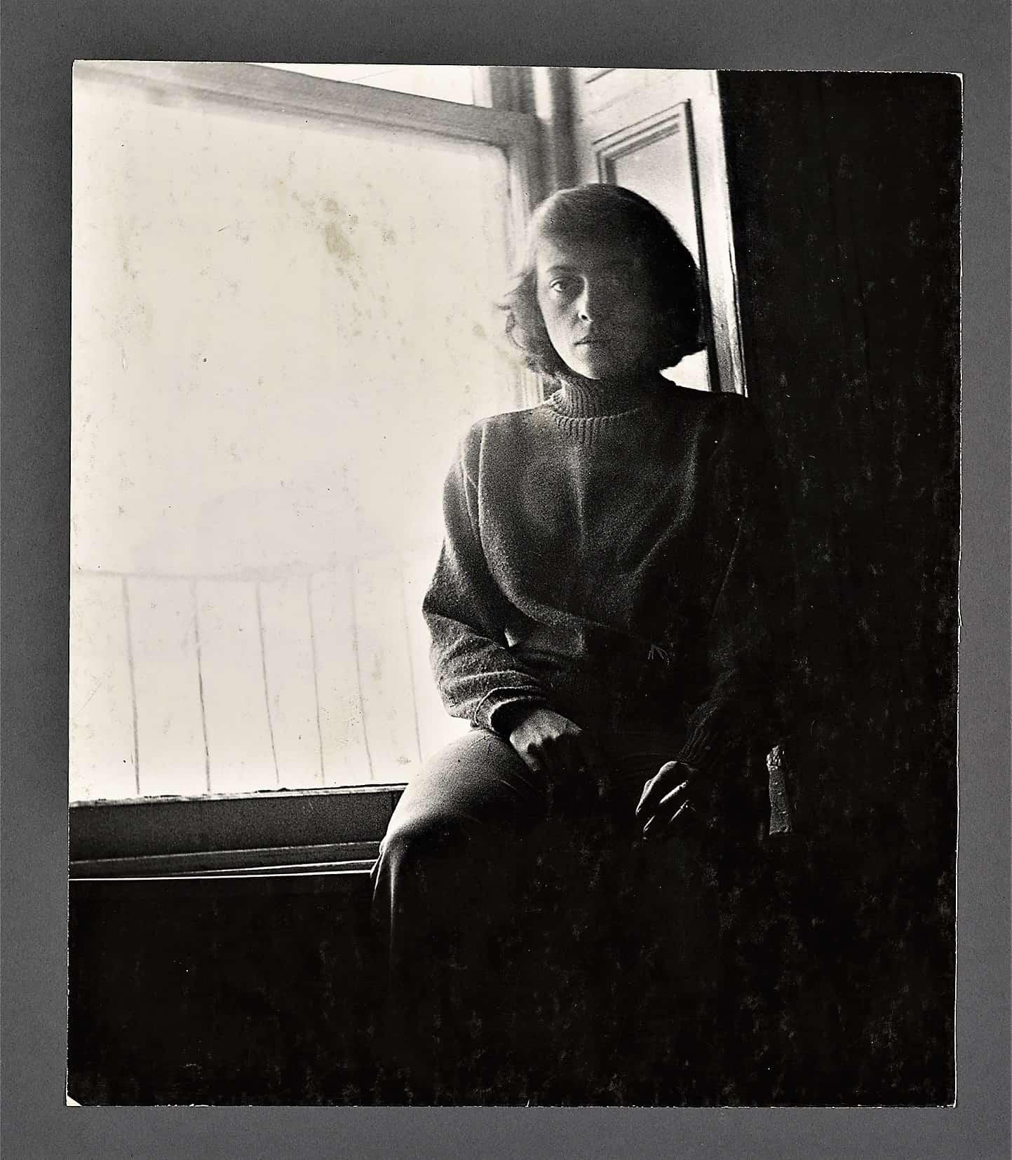 Joan Mitchell ca. 1952