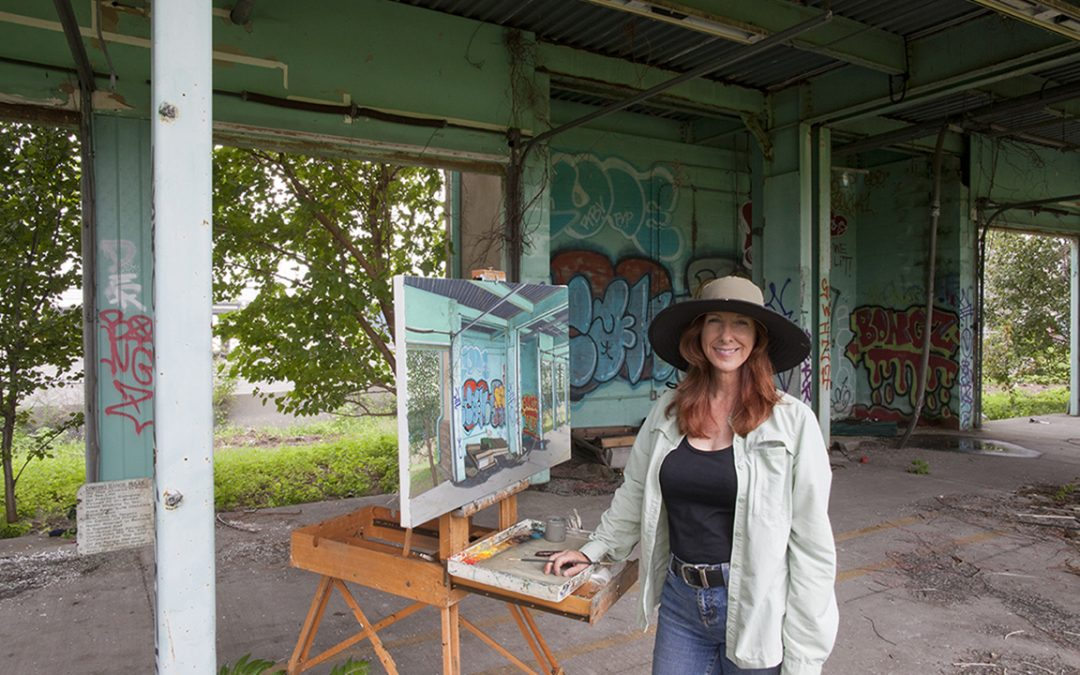 Plein-Air Painting Today