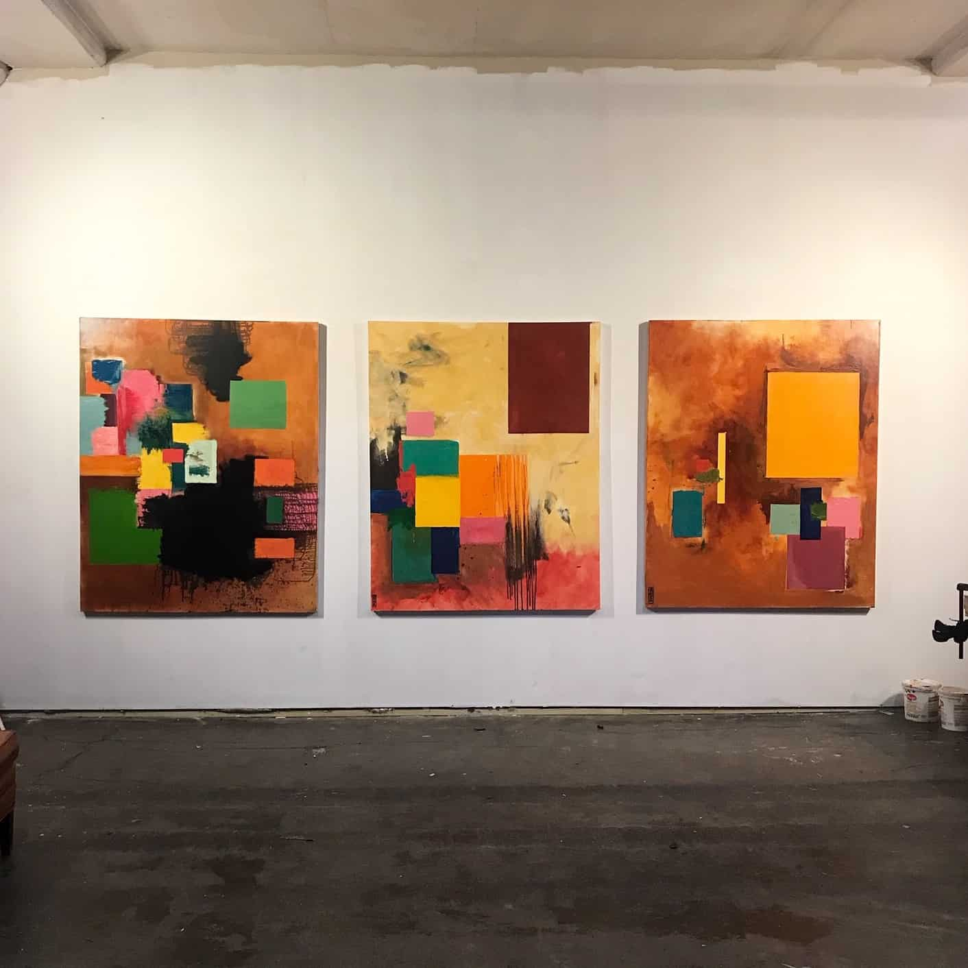 Works up for grabs at Christopher Rico's fire sale