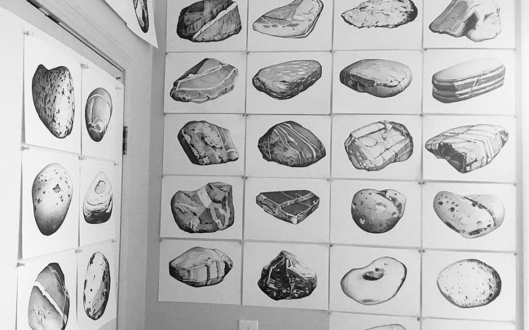 Frances Ashforth: Rocks Around the Clock